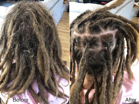 Best Auckland dreadlocks maintenance NZ